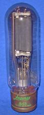 Good Amperex 845 Brass Base Triode Vacuum Tube