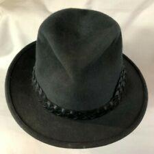 Men's 7 1/8 Vintage Steven's Beaver Blend Hat with Band