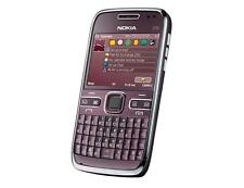 Nokia E72 Purple (Unlocked)Smartphone 5MP WIFI GPS QWERTY keyboard