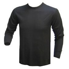 New Medalist Navy Blue Skinetics Thermal Underwear Base Layer Crew Top Mens Xxl