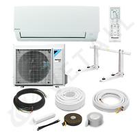 Daikin Sensira+ Klimaanlage FTXC60B 6,23 kW 24000 BTU R32 Wi-Fi + Montage Set