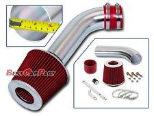 BCP RED 97-03 Durango/Dakota 3.2/3.9/5.9L V6/V8 Short Ram Air Intake +Filter