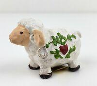 SHEEP LAMB Mission Gallery Childrens Nativity Christmas Animal Creche Figurine