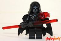 LEGO STAR WARS - ragged Sith Lord - Figur aus LEGO®-Teilen - MOC
