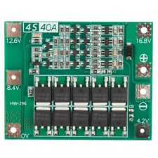4S 40A Li-Ion Lithium Battery 18650 Charger Pcb Bms Protection Board for