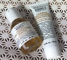 New Kiehl's Calendula Herbal-Extract Cleanser 1oz/30ml + Toner  1.4oz/40ml