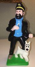 Tintin     Figurine En Plâtre Du Capitaine Haddock 21cms