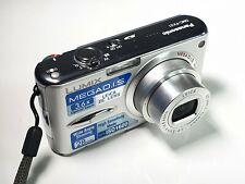 Panasonic Lumix DMC-FX01 Digital camera 6.0 Mpx 3.6x Zoom Mega O.I.S Leica Lens