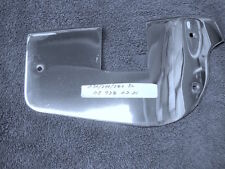 MERCEDES 280SL 113 Door Jamb Chrome Cover Plate (Right Rear Upper) 113 728 0221