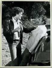 "David Hasselhoff John Considine Knight Rider Original 7x9"" Photo #J1853"