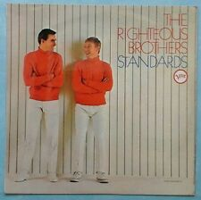 RIGHTEOUS BROTHERS~STANDARDS~1968 UK 11-TRACK MONO LP RECORD~VERVE VLP 9204