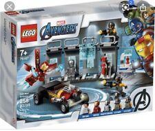 LEGO Marvel Super Heroes: Iron Man Hall of Armor (76125)