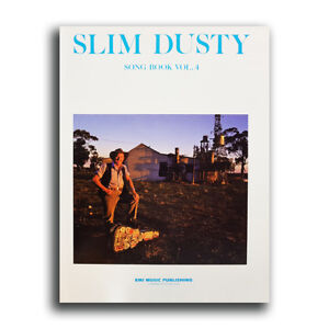 Australia's King of Country Music SLIM DUSTY Songbook Vol 4  48 Classic Songs!