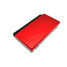 Top Red Bottom Black Housing Shell Case For Nintendo DS Lite NDSL DSL