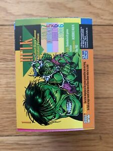 1993 MARVEL UNIVERSE SERIES 4 IV COMPLETE 180 BASE CARD SET! COMICS! AVENGERS!
