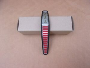 NEW 1965 Plymouth Fury II III Grille Ornament Plastic Medallion Emblem
