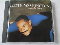 Keith Washington - You Make It Easy - CD