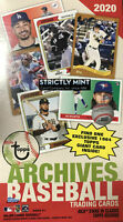 2020 Topps ARCHIVES Baseball Blaster Box EXCLUSIVE 1964 Giants  Possible AUTOS