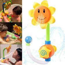 Sonnenblume Baby Wasserspielzeug Badewanne Bad Spielzeug Wasser Dusche Kinder