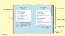 Easy Talk in Korean Hangul Book Language Learn Study Korea Pronunciation Guide