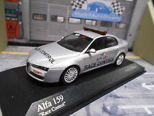 ALFA ROMEO 159 Racecontrol Pacecar WTCC 2006 RAR SP Minichamps 1:43