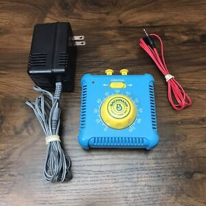 Bachmann HO/N Scale E Z Track Speed Controller with DC Power & Track Adapter OEM