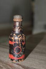 Vintage Iron City Lager Beer Advertising Wood Bottle Opener Pittsburgh Brewing