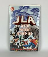 DC JLA Young Justice League Comic Book 2 Of 2 World Without Grown Ups 1998