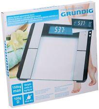 ED490 - Bilancia pesapersone 33x32x2.2cm Grundig