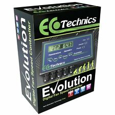 Ecotechnics Evolution fan speed controller