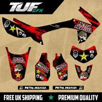 HONDA CRF 250L 2013 - 2019 Full Graphic Kit Motocross Decals Metal Mulisha