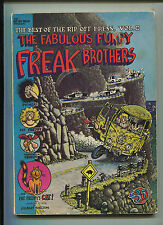 1974 The Best Of Rip Off Press Vol 2 Fabulous Furry Freak Brothers (6.0) HTF