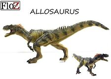 Dinosaurs Allosaurus Figure Jurassic prehistoric model toy FloZ Collectible
