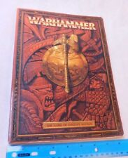 Warhammer Rulebook Games Workshop 2000 OOP Rule Book Softcover Priestley