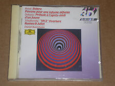 "MAURICE RAVEL - BOLERO / TCHAIKOVSKY - ""1812"" OVERTURE - CD COME NUOVO (MINT)"