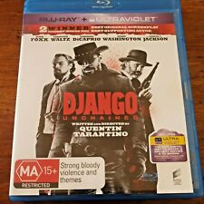 Django Unchained Blu-ray Like New! – FREE POST *No digital code*