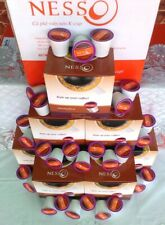 Pack 8 boxes (144 Keurig k-cup) NESSO Morning blend coffee