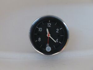 12 Volt Accessory Dash Clock Fits Austin Healey MGB Triumph Aston Martin & BMW