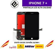 Full screen lcd for iphone 7 plus black
