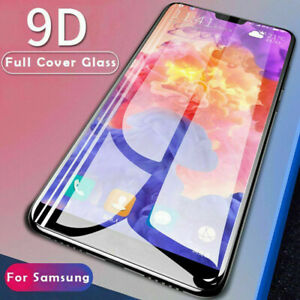 For Samsung Galaxy NOTE 10 S10 LITE 2020  9D Full Cover Tempered Glass Protector