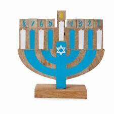 Mud Pie Kids My First 1st Menorah Hanukkah Set