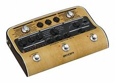 ZOOM AC-3 Acoustic Creator Pedal - Enhanced Direct Box New Free Shipping