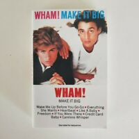 Wham! - Cassette - Make It Big