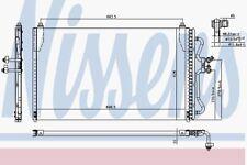 Nissens aircon condenseur oe quality - 94731
