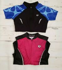 Pearl Izumi Women's Cycling Jersey Medium - P.R.O. & SELECT - LOT OF 2