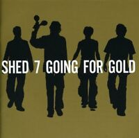 Shed 7 - Going For Gold [CD]