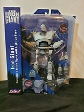 Diamond Select Toys The Iron Giant Action Figure Collectors Action Figure