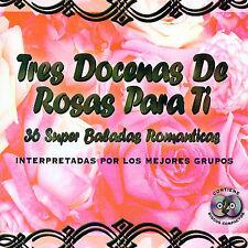 Rene y Rene, Grupo Duda, Grupo Anhelo, G : Tres Docenas De Rosas Para Ti: 36
