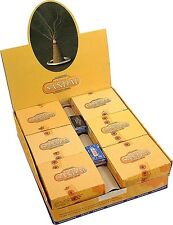 Nag Champa 'Sandal' Dhoop Cones - Incense (K7)