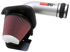 2011-2015 Ford Taurus Explorer V6 3.5L K&N Silver Typhoon Cold Air Intake NEW